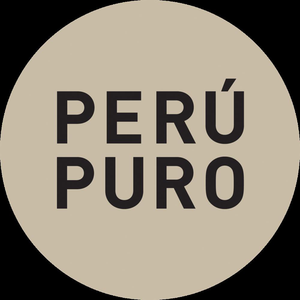 Logo de Perú Puro