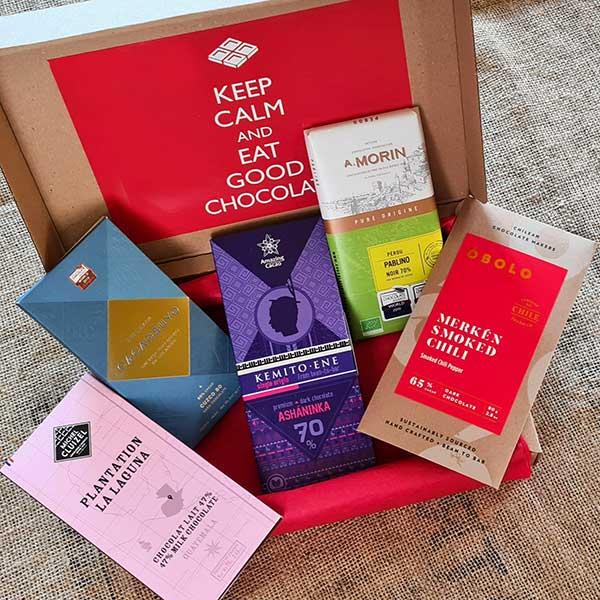 Abonnement au chocolat